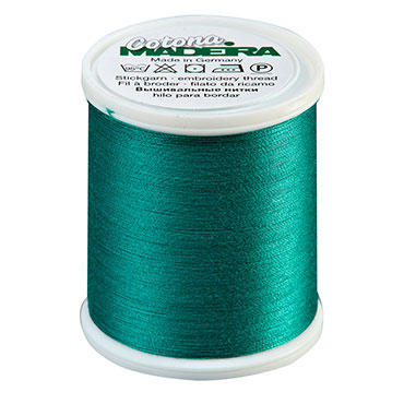 Cotona Thread Dark Teal 50wt