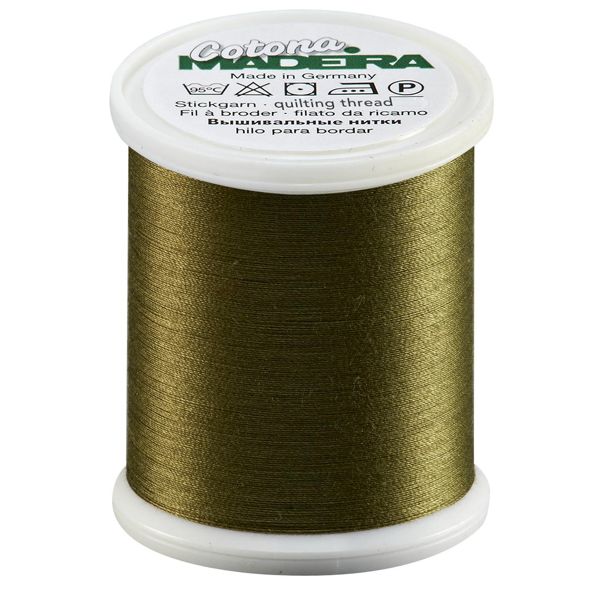 Cotona Thread Olive 50wt.