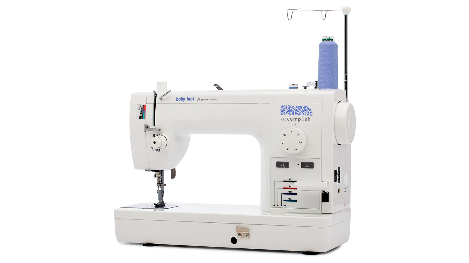 Baby Lock Accomplish Sewing Machine