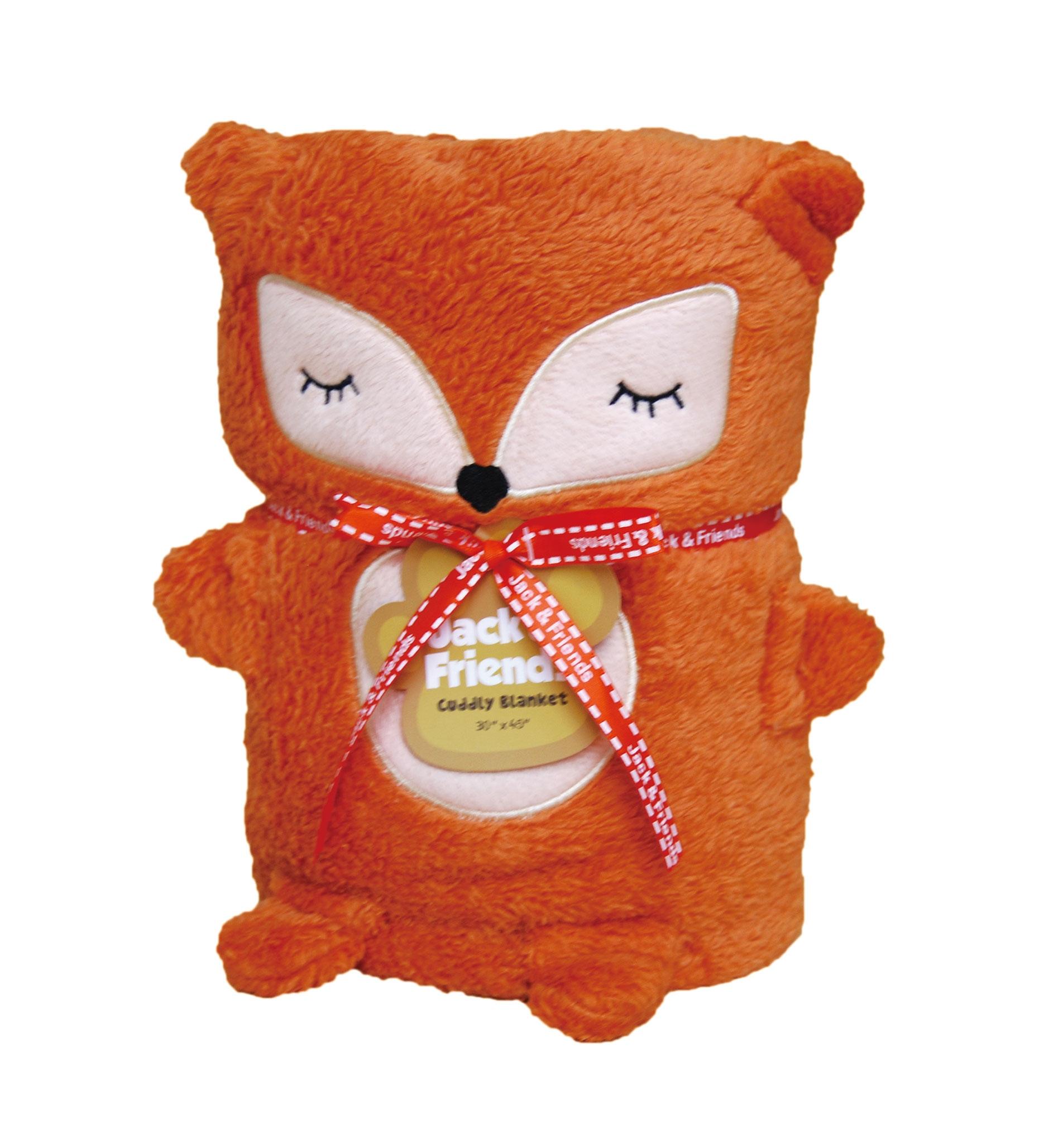 Cuddly Blanket - Fox