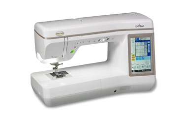 ARIA SEWING AND QUILT MACHINE BABYLOCK