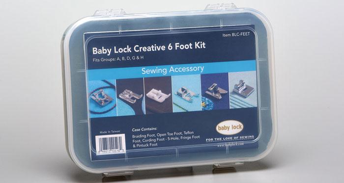 Baby Lock - Creative Sewing 6 Foot Kit