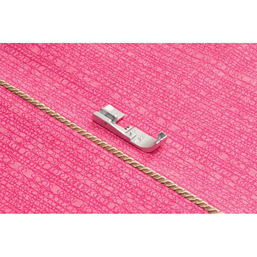 3MM CORDING FOOT FOR ECLIPSE BABYLOCK CARDED