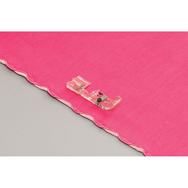 Serger Clear Foot for Imagine