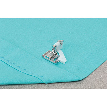 BLIND STITCH FOOT WITH GUIDE  BABYLOCK Snap-On