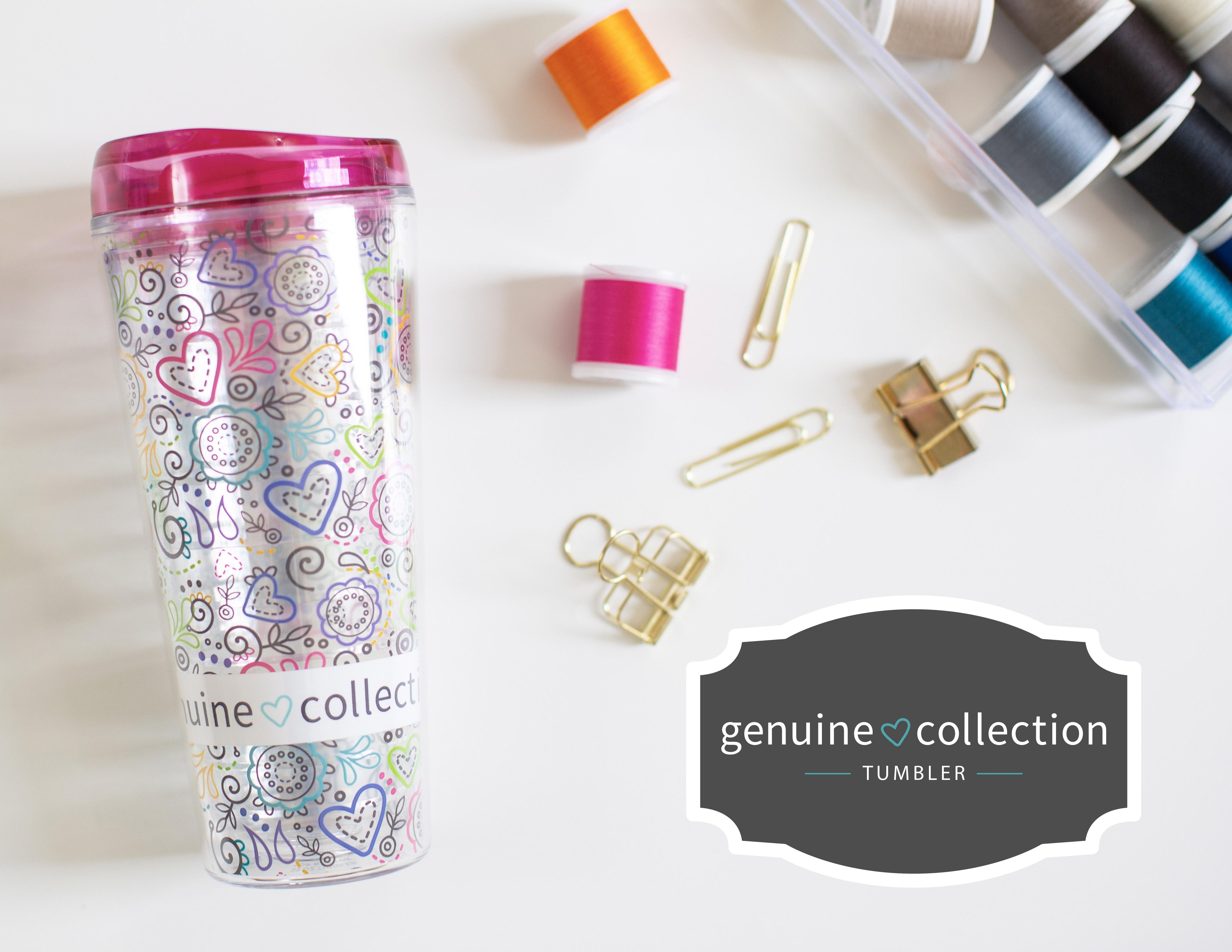 Tritan Tumbler - Genuine Collection 22oz Drink