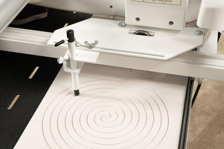 BL Stylus Adapter Plate & Stylus Holder