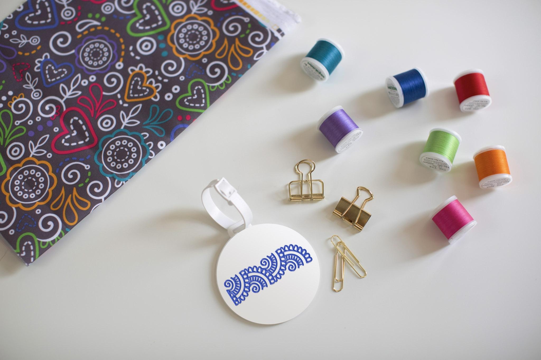 Accomplish Luggage Tag - BLLT-ACCOMPLISH - Baby Lock