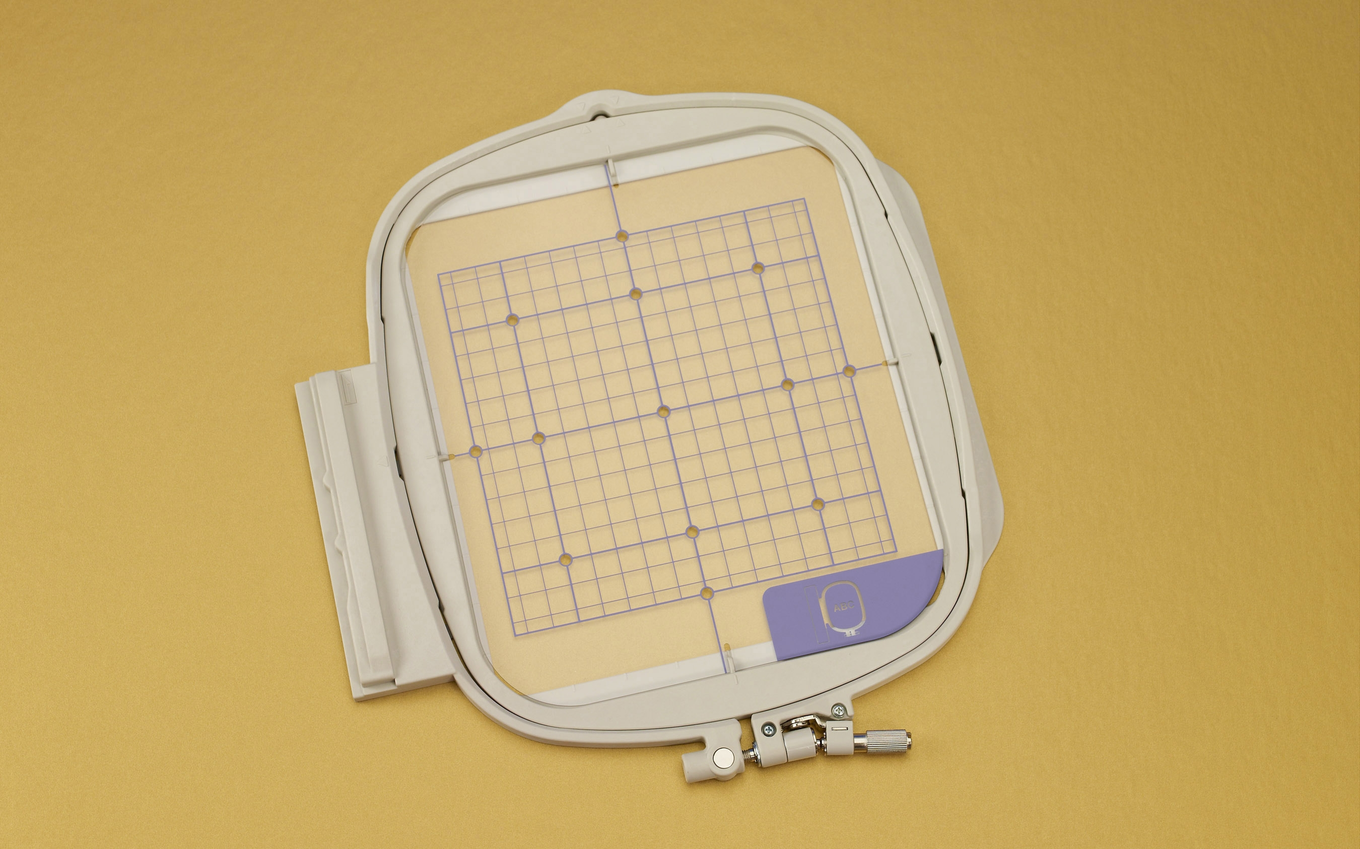 EMBROIDERY HOOP 6X6 QUILT FRAME EF91 6X6