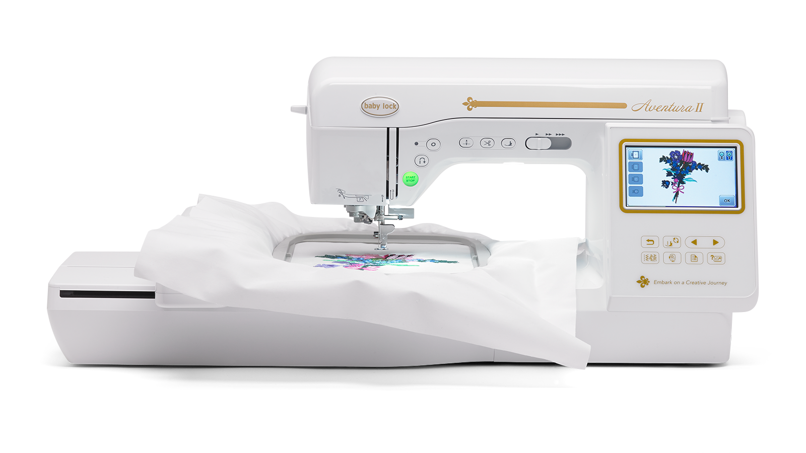 Babylock Aventura II Sewing/Embroidery Machine