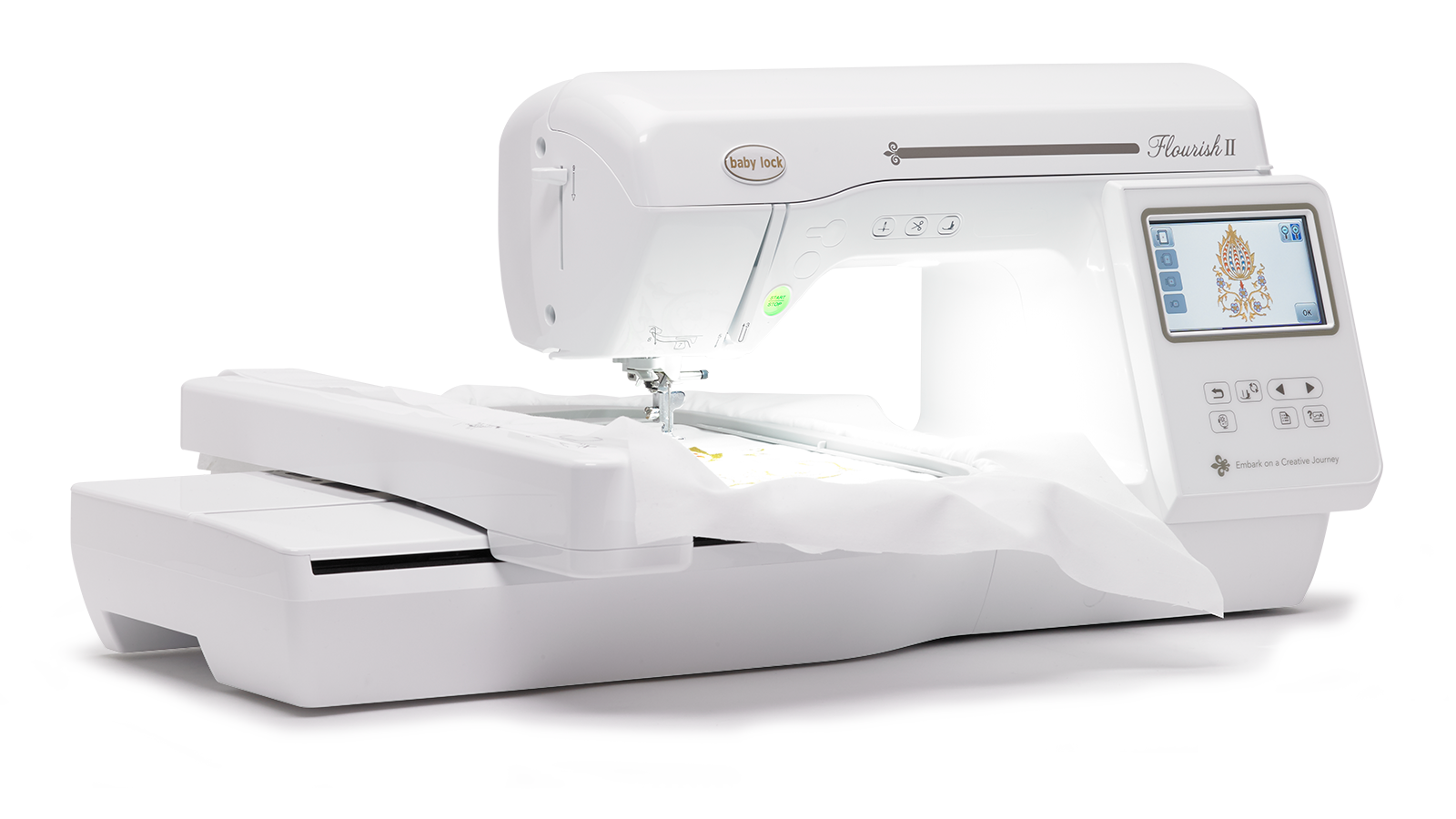 Babylock Flourish II Embroidery Machine