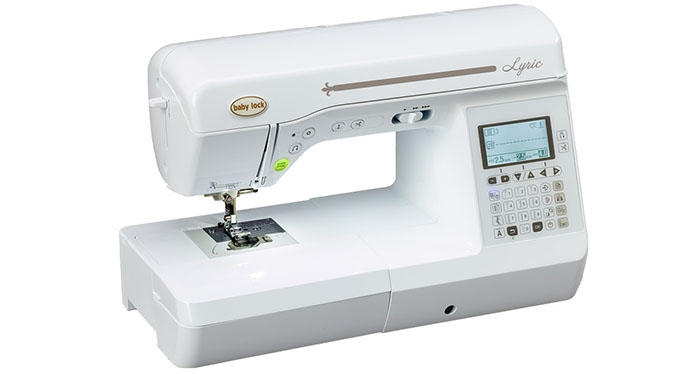 Lyric Sewing Machine