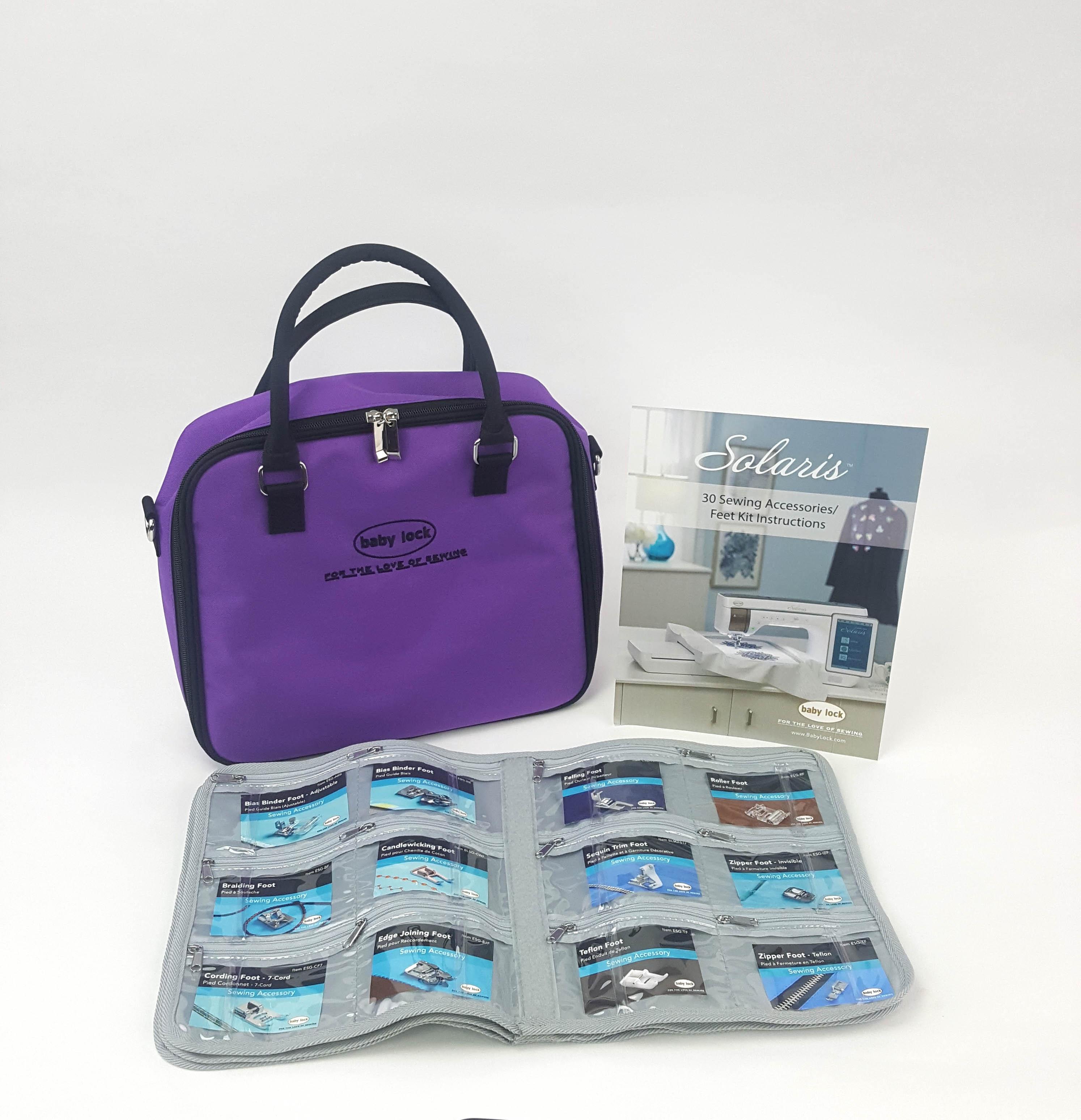 Baby Lock Solaris Foot Kit 30
