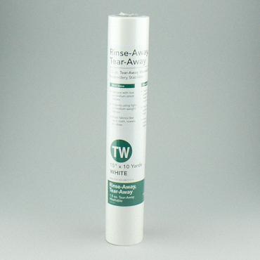 BLT110-15 Rinse-Away Tear-Away Stabilizer