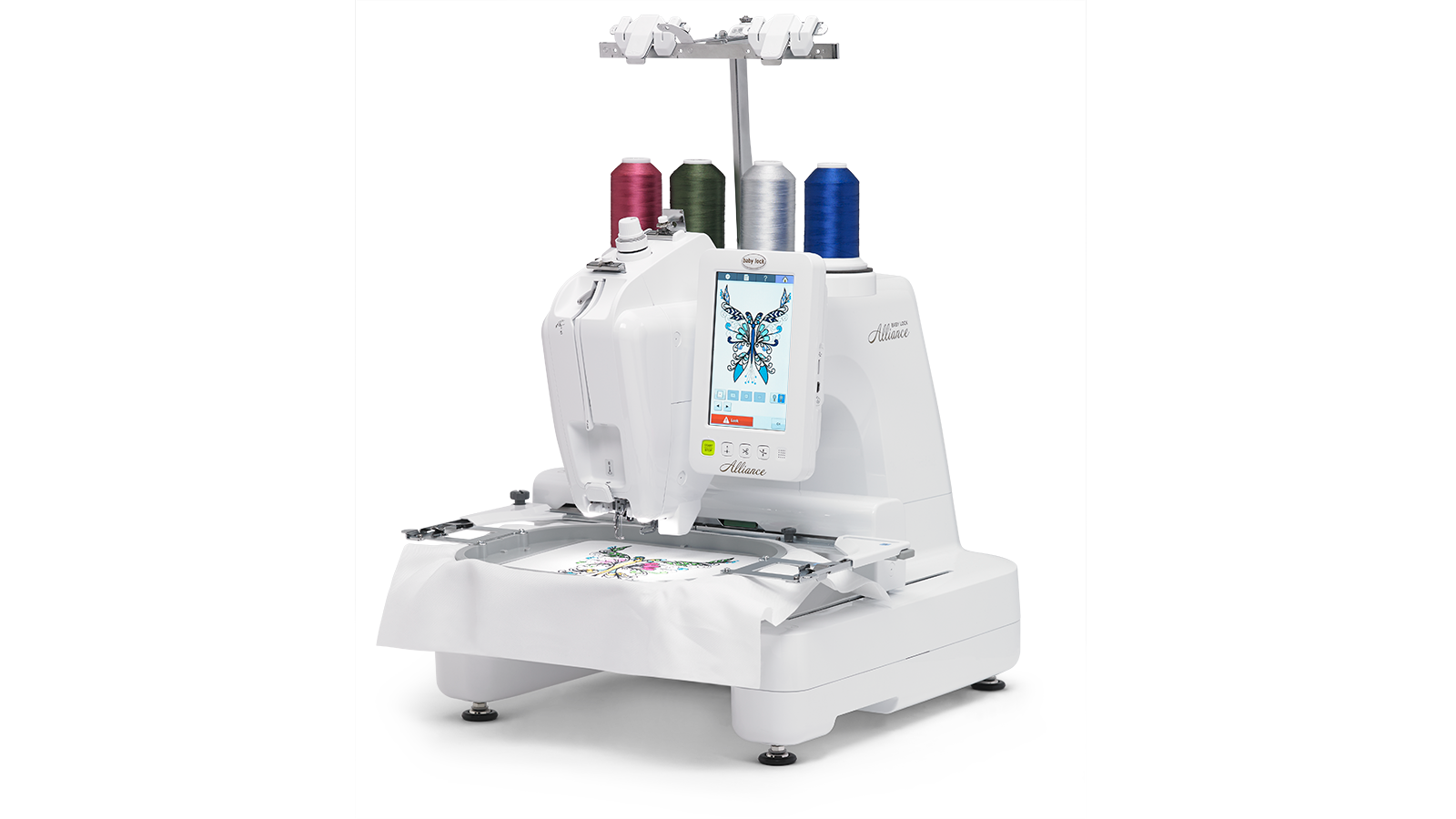 ALLIANCE EMBROIDERY MACHINE