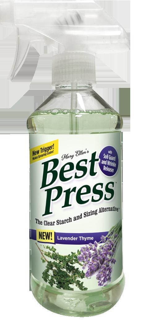 Best Press 16.9 oz - Lavender Thyme