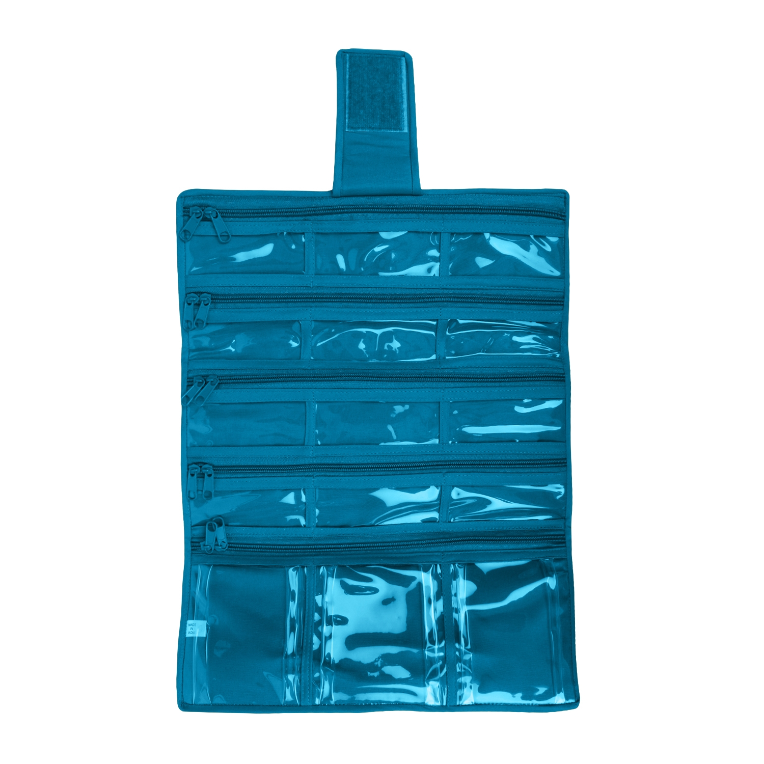 Yazzii Large Roll-Up Bag Blue