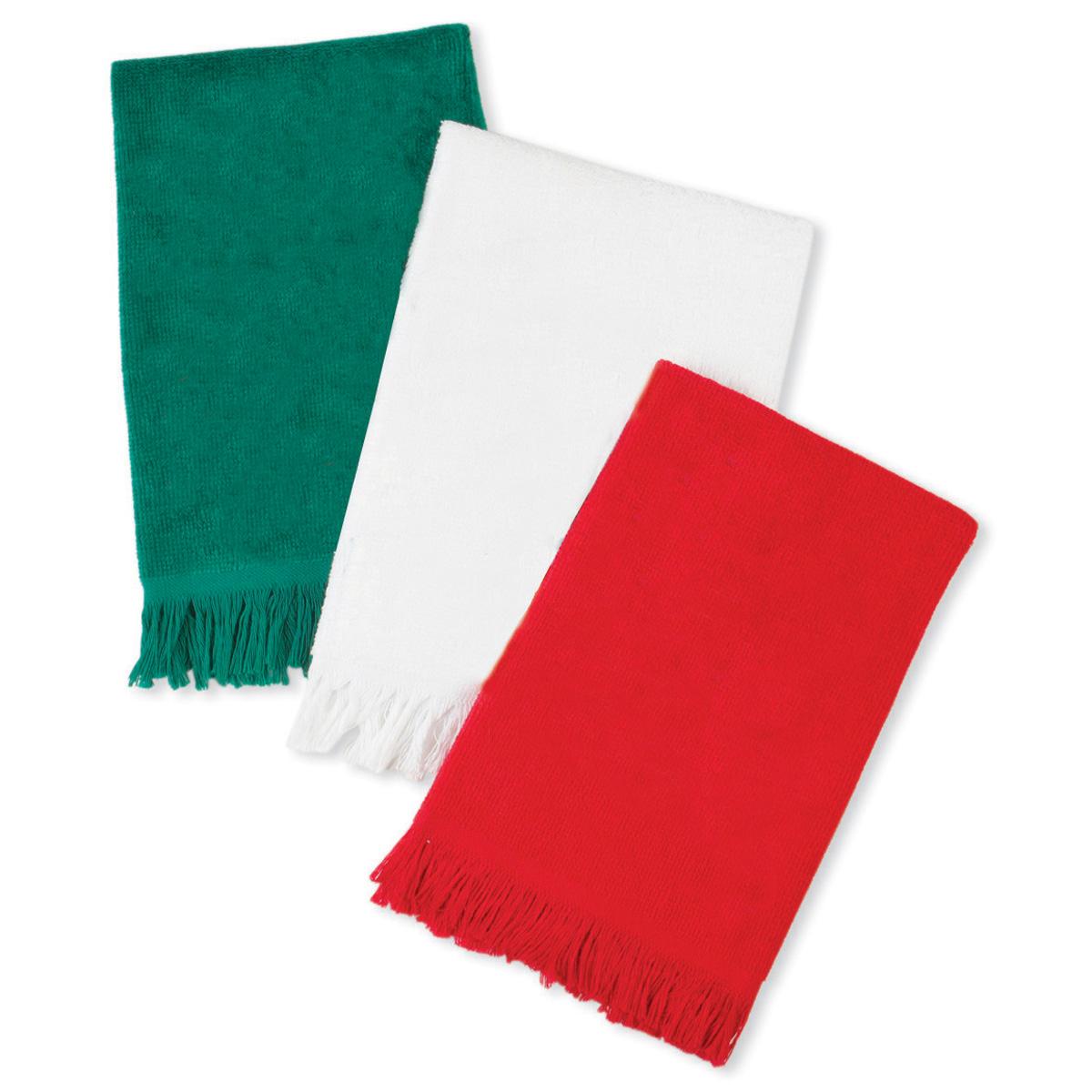 Christmas Fingertip Towel Set
