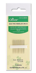 CLOVER HAND QUILTING NEEDLES NO