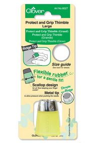 Clover Protect and Grip Thimble (Large)
