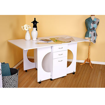 TAILORMADE CUTTING TABLE WHITE