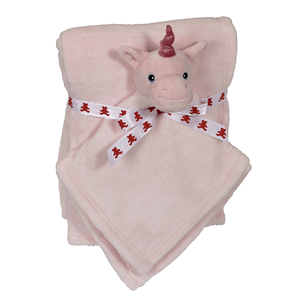 Embroider Buddy Blankey Set - Unicorn