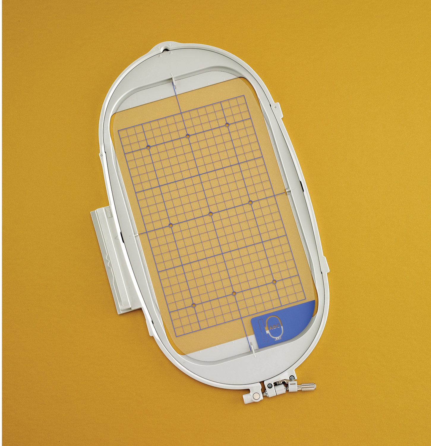 6 X 10 EMBROIDERY  & GRID EXTRA LARGE 6 1/4X10 1/4 EF81