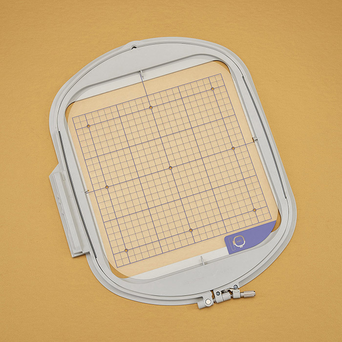 Babylock Embroidery Frame and Grid 9.5 X 9.5   EF97
