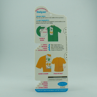 EMBROIDERER'S HELPER DESIGNS IN MACHINE EMBROIDERY