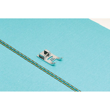 CORDING FOOT 7 CORD BabyLock snap-on