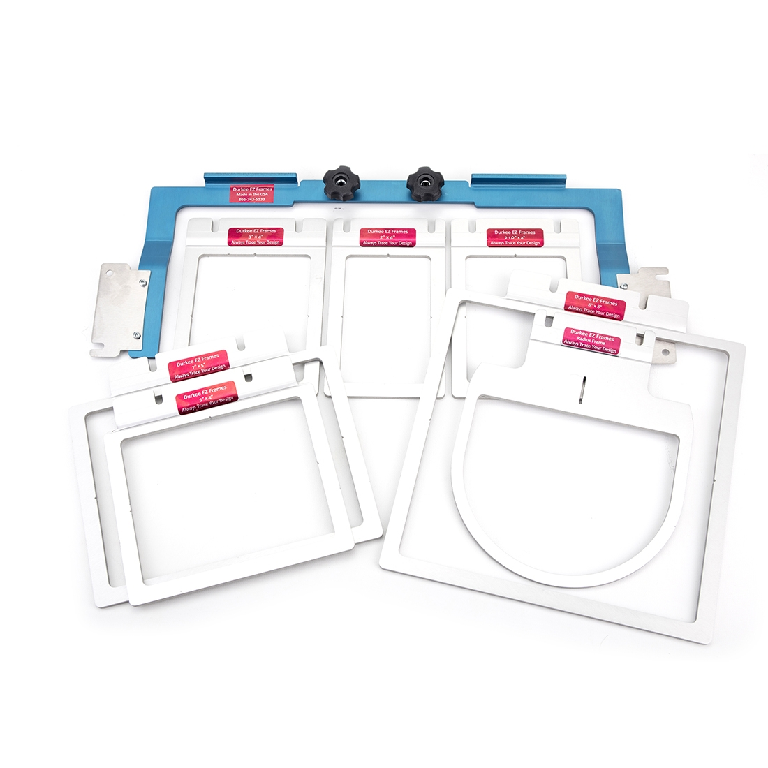 Durkee EZ Frame 7 Piece Set for Multi