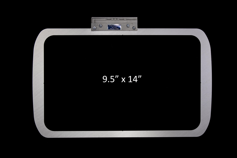 Durkee EZ Frame Single Needle 9.5 X 14