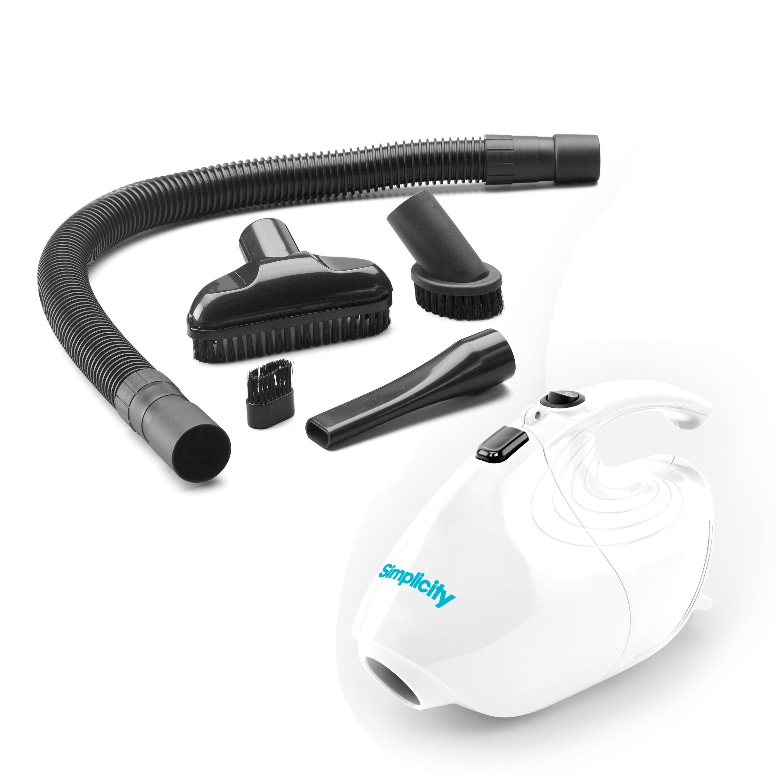 Simplicity Flash Micro Handheld Vacuum 15' Cord 600 W Tools 6Cs