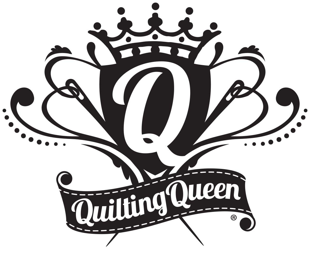 QUILTING QUEEN VINYL DECAL