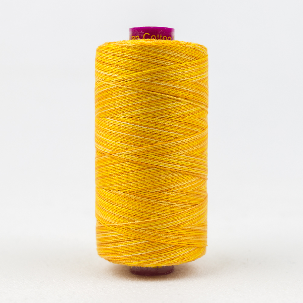 Fruitti 12wt Cotton Thread 433yd - Oranges