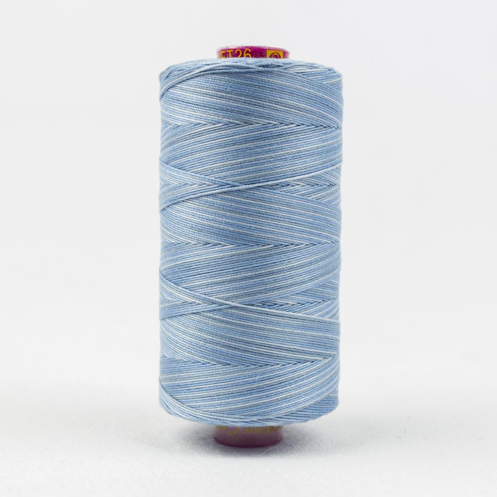 Fruitti 12wt Cotton Thread 433yd - Ocean