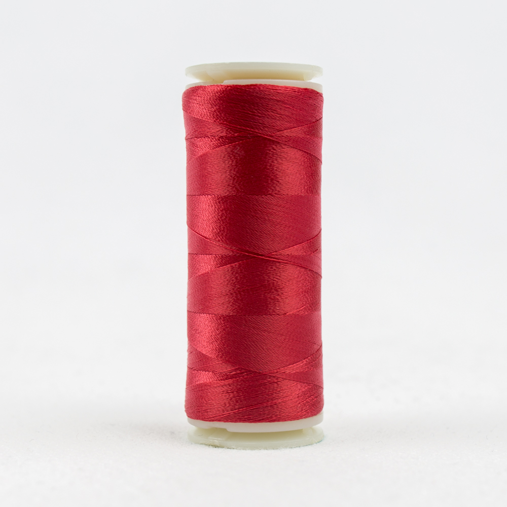 Invisafil 605 Christmas Red Thread