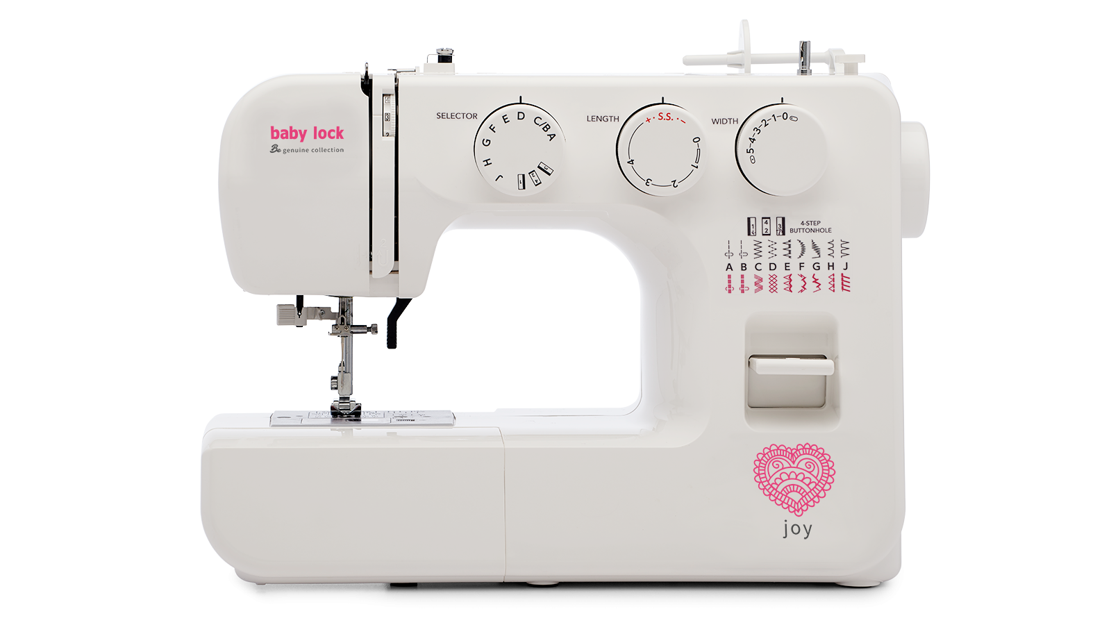 BabyLock Joy Sewing Machine - In Stock Now!