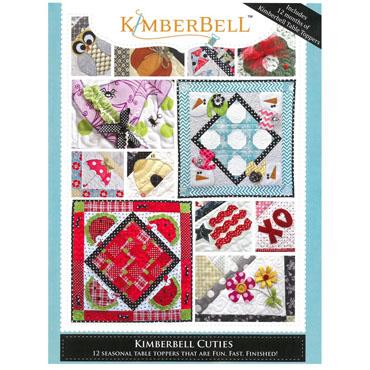 Seasonal Table Topper Booklet Kimberbell 12 Designs