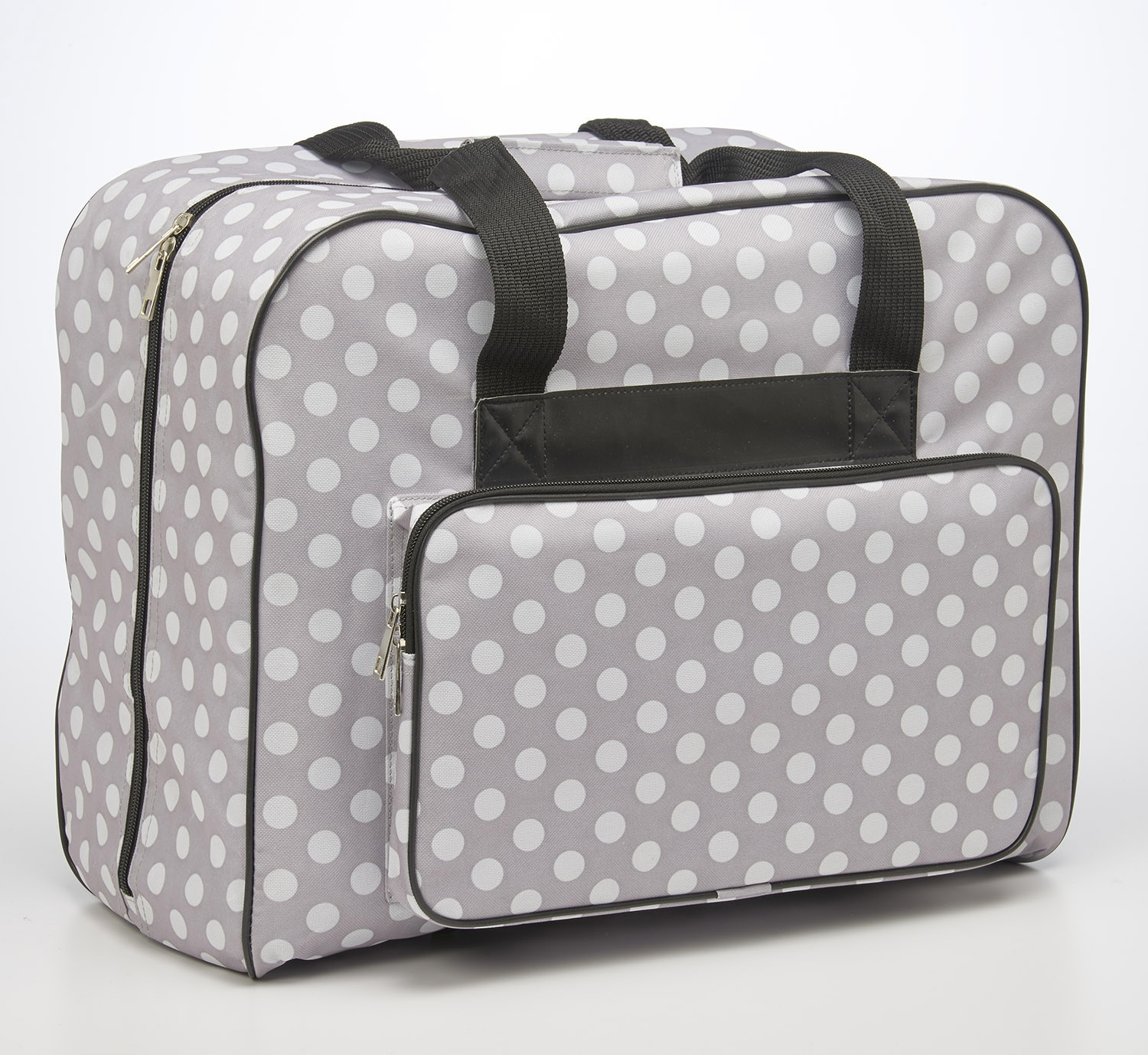 HEMLINE GRAY DOTTY SERGER BAG