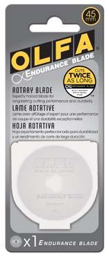 Endurance Rotary Blade 45mm Olfa