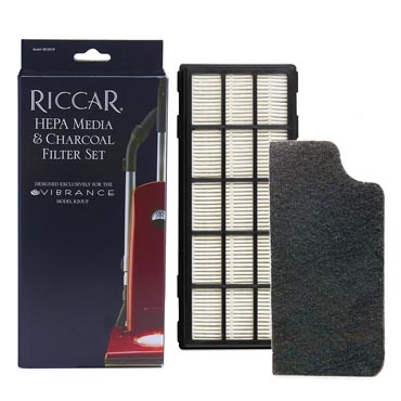 Riccar R20UP HEPA Media & Foam Charcoal Filter