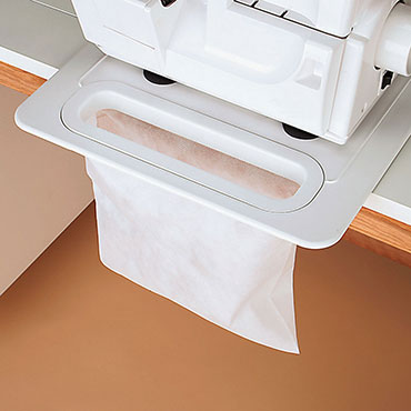 PEDAL STA SERGER PAD WITH CATCHER