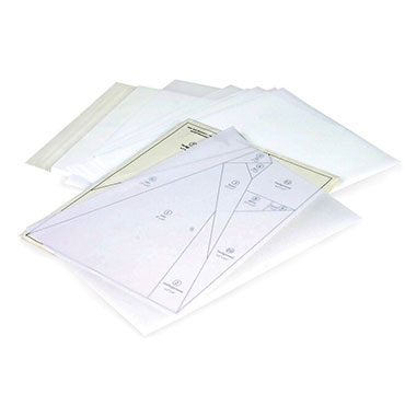 TRANSLUCENT FOUNDATION PAPER 100 SHEETS PER PKG