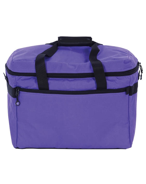 NEW Blue Fig Sewing Machine/Project Bag - PURPLE