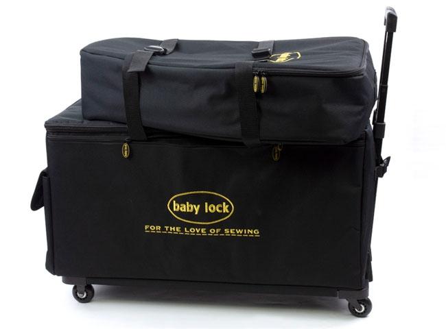 Baby Lock Large Machine Trolley Set Black