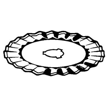 Olfa Wave Rotary Blade