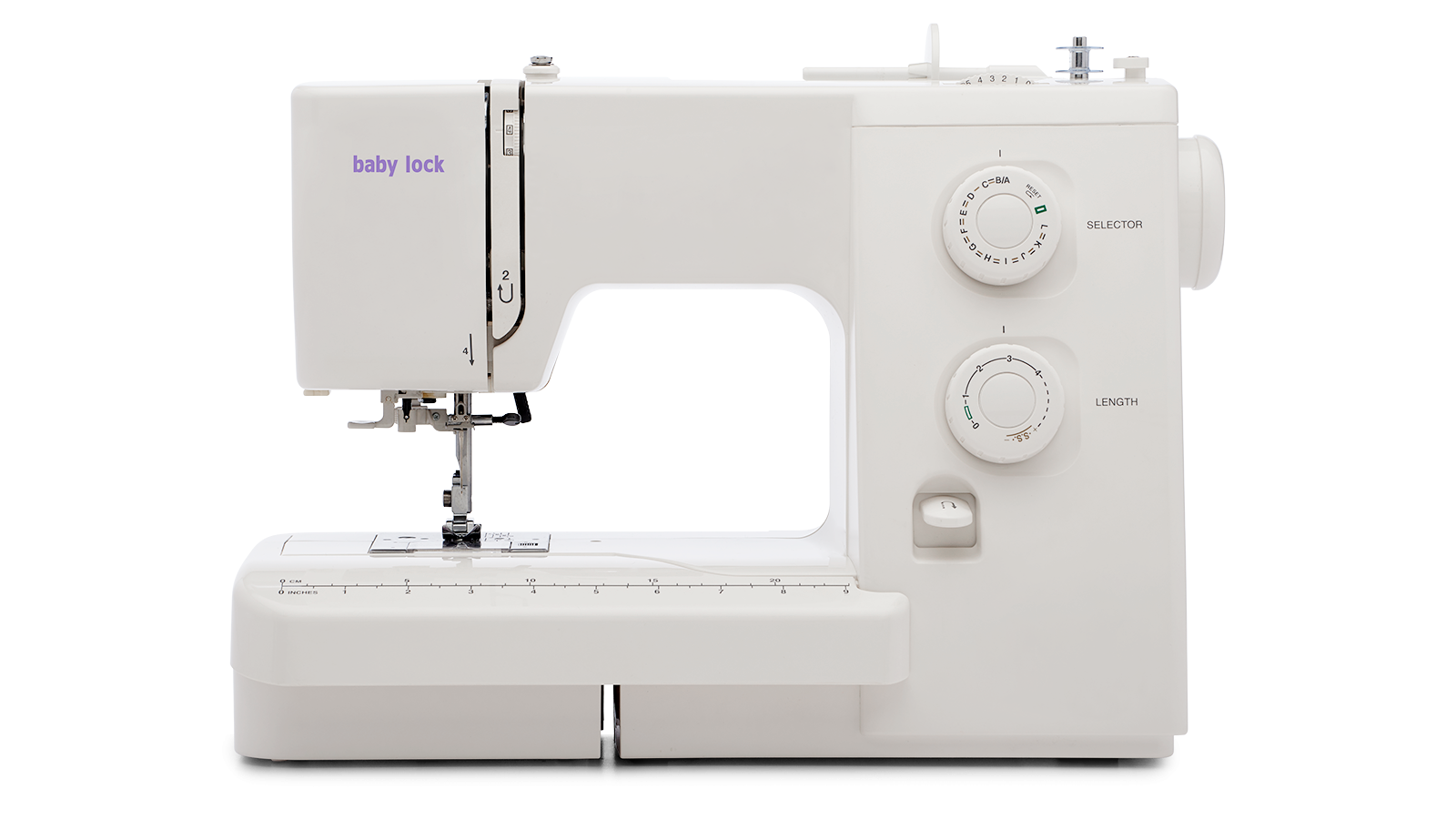 Baby Lock Zeal Sewing Machine