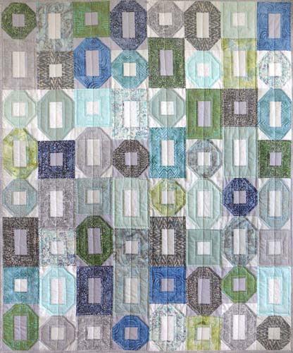 Memories of Mondrian Thangles Project