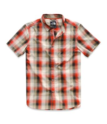 North Face Men's  S/S Hammetts Shirt
